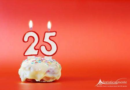 Ben noto Frasi di auguri per i 25 anni, le più belle e divertenti per il HJ35